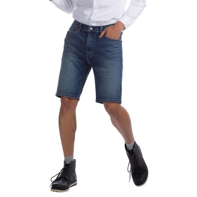 Bermuda-Jeans-Levis-505-Regular