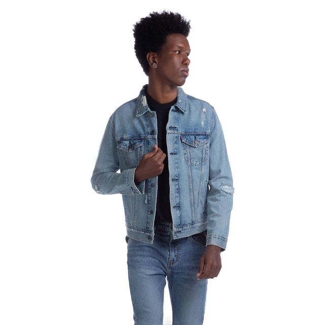 Jaqueta-Jeans-Levis-Trucker