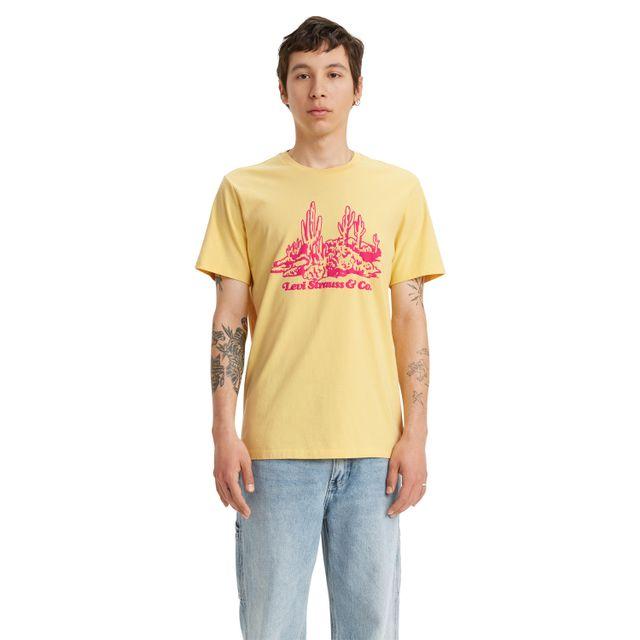 Camiseta-Levis-Crewneck