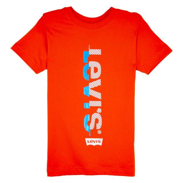 Camiseta-Levis-Styled-Box-Logo-Infantil