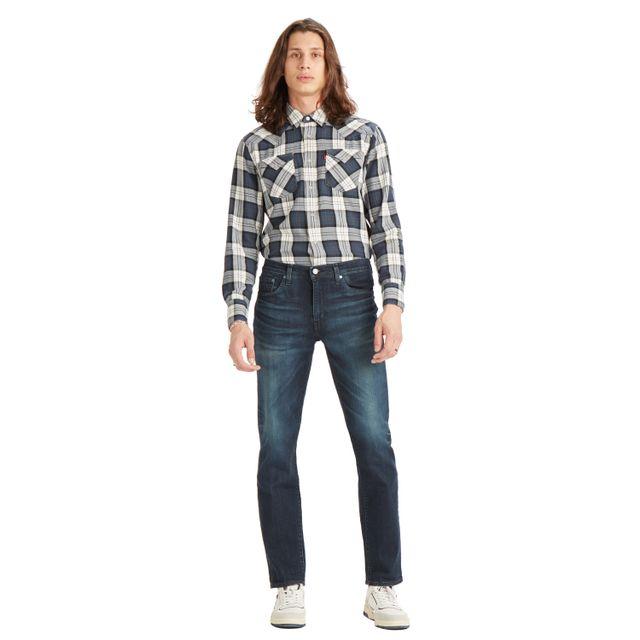 Calca-Jeans-Levis-514-Straight-Advanced-Stretch---34X34