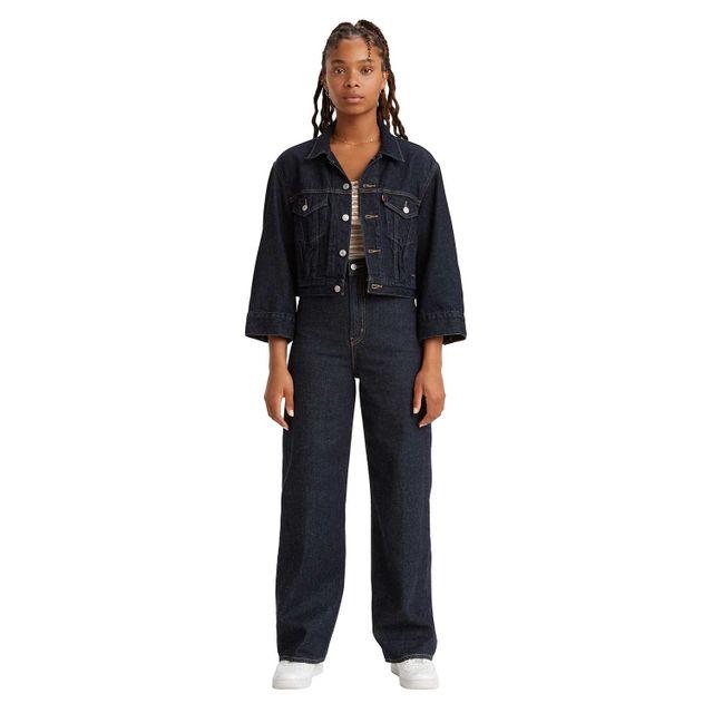 Calca-Jeans-Levis-High-Loose---29X33