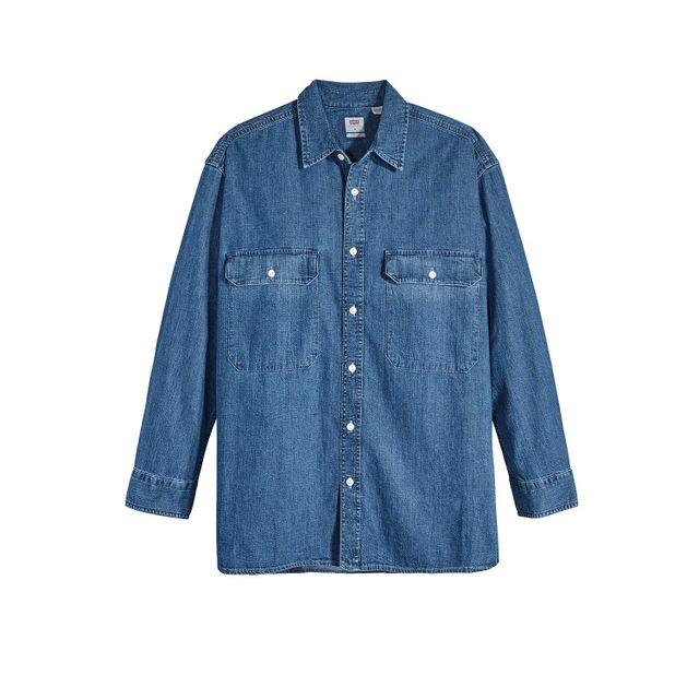 Camisa-Levis-Oversized-Classic-Worker---M