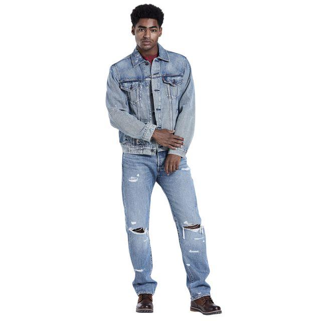 Jaqueta-Jeans-Vintage-Fit-Trucker---M