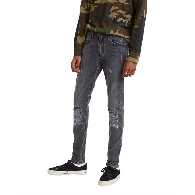 Calca-Jeans-Levis-Skinny-Taper-Advanced-Stretch---40X34
