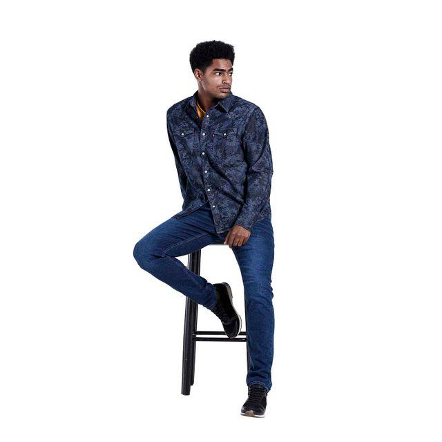 Camisa-Classic-Western-Standard---XL
