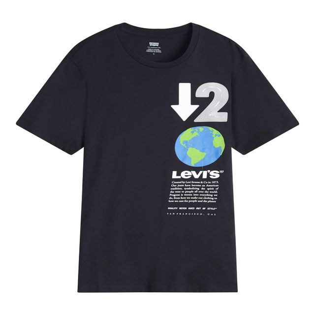 Camiseta-Levis-Crewneck---L