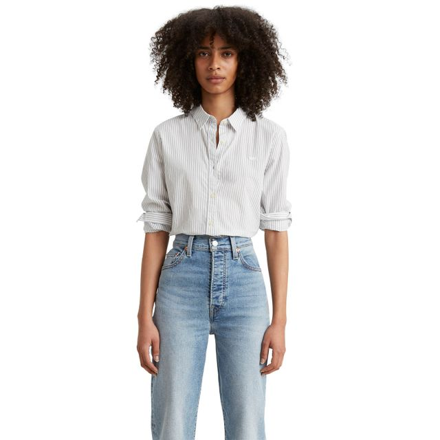 Camisa-Levis--The-Classic-BW-Shirt