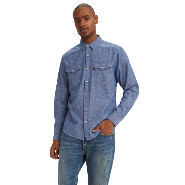 Camisa-Levi-s-Classic-Western-Standard---L