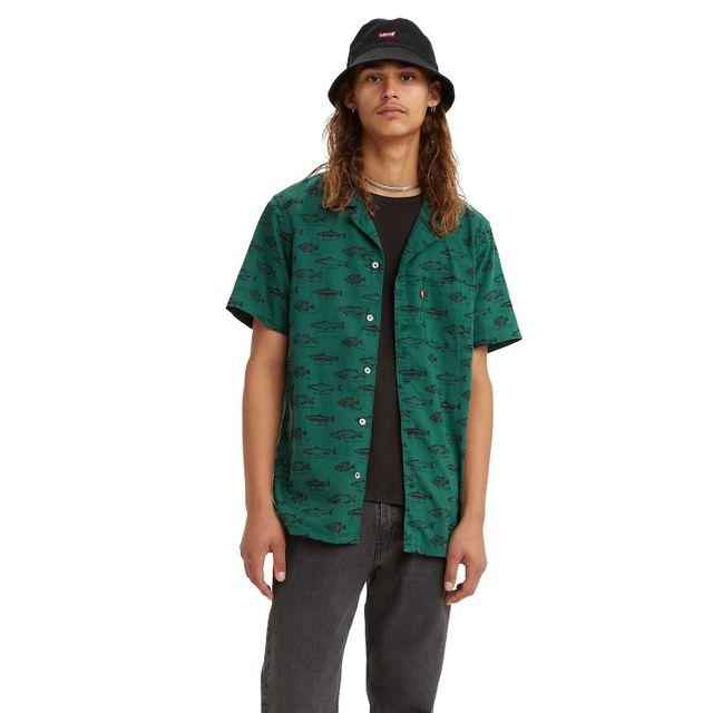 Camisa-Levi-s-Cubano---XL