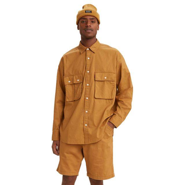 Camisa-Levi-s-Classic-Oversize-Utility---XL