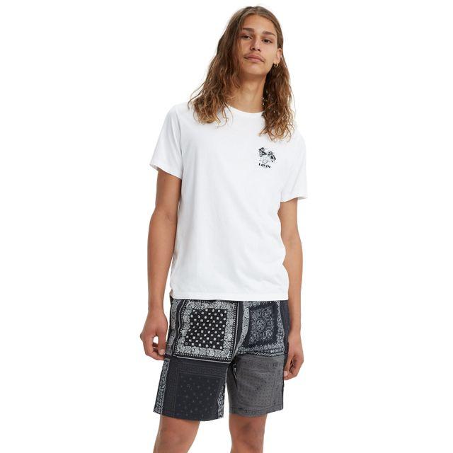 Camiseta-Levi-s-Graphic-Crewneck---S