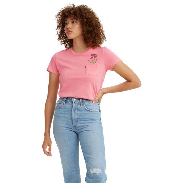 Camiseta-Levi-s-Perfect-Pocket
