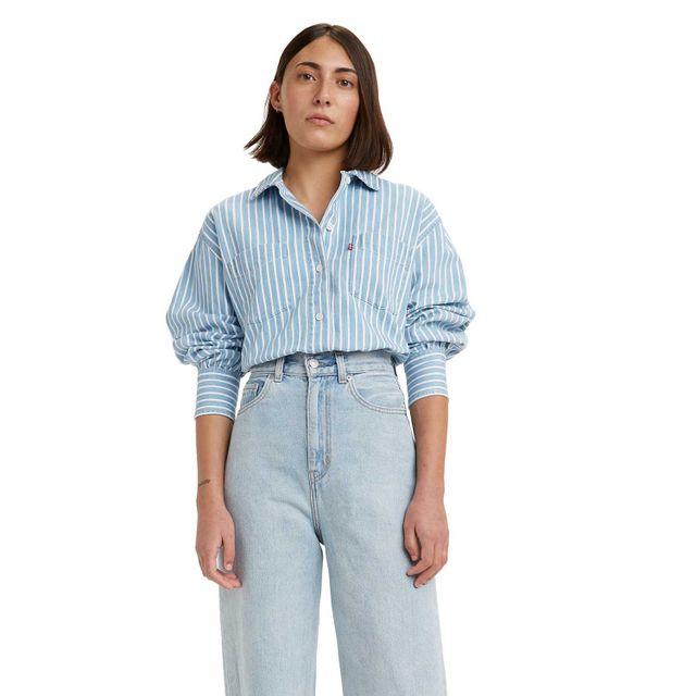 Camisa-Levi-s-Zoey-Pleat-Utility