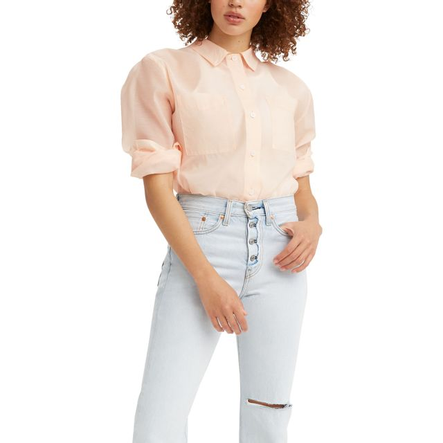 Camisa-Levi-s-Zoey-Sheer-Utility