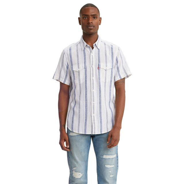 Camisa-Levi-s-S-S-Classic-Clean-Western
