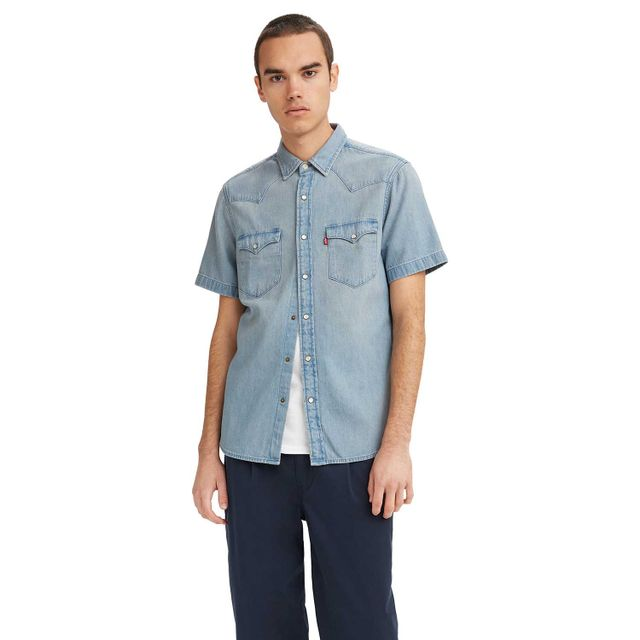 Camisa-Levi-s-SS-Classic-Western---S