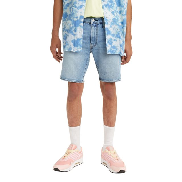 Bermuda-Jeans-Levi-s-411-Slim