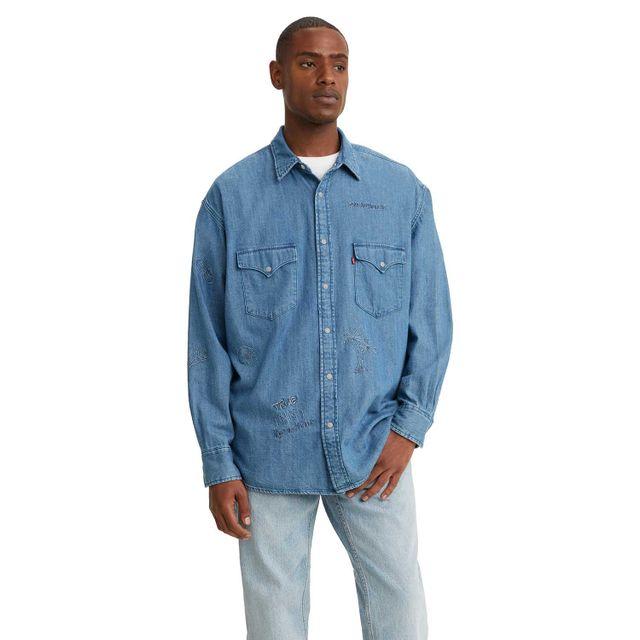 Camisa-Levi-s-Oversize-Barstow-Western