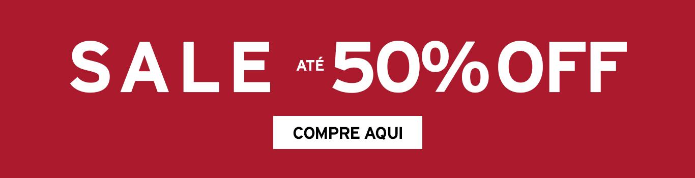Sale 50OFF