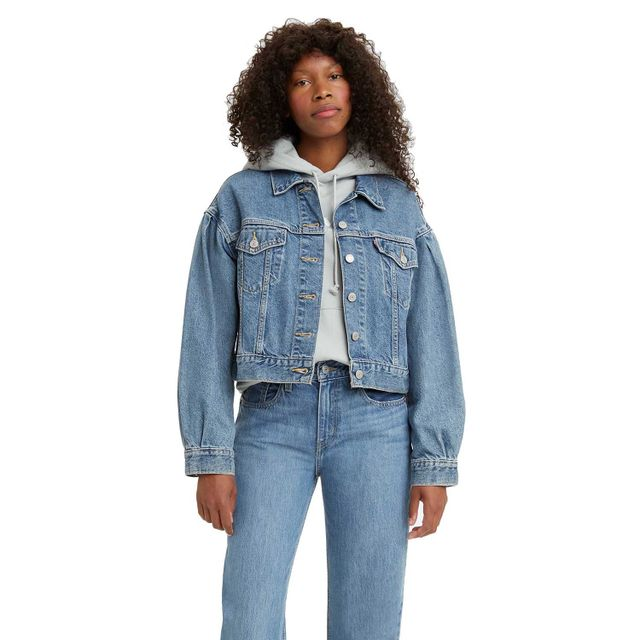 Jaqueta-Jeans-Levi-s-Pleat-Sleeve-Trucker