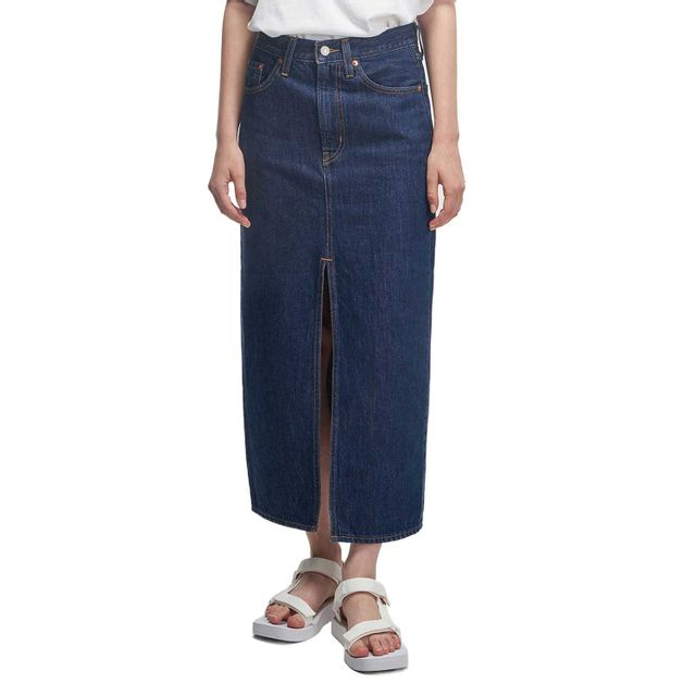Saia-Jeans-Levi-s-Fenda