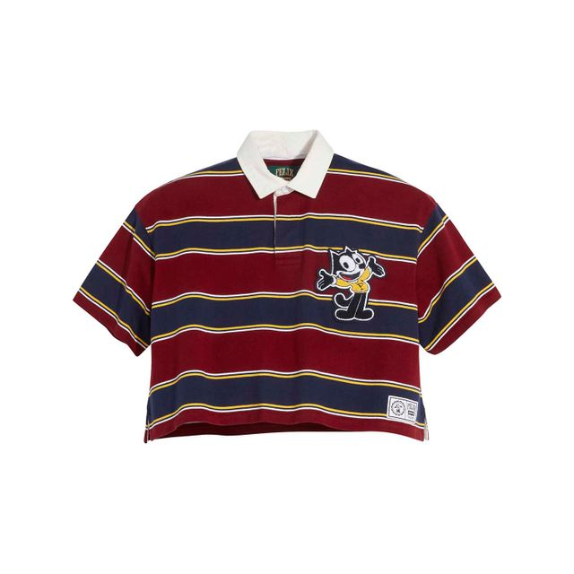 Camiseta-Levi-s-x-Felix-Crop-Rugby