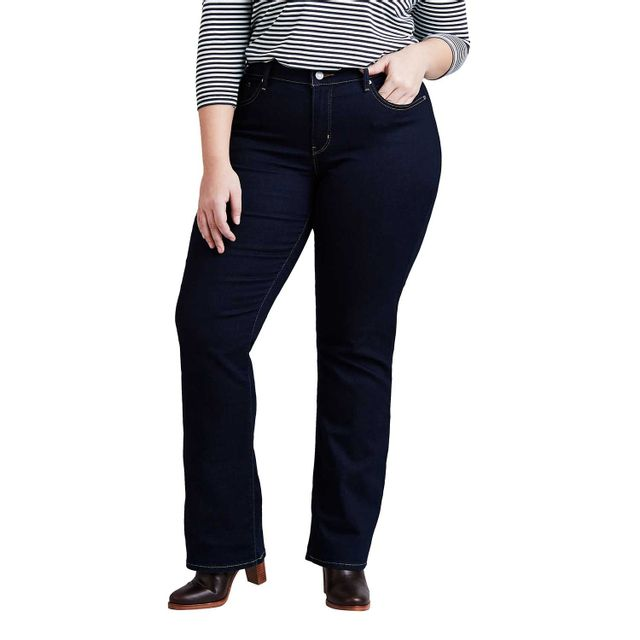 Calca-Jeans-Levi-s-315-Shaping-Boot-Plus-Size