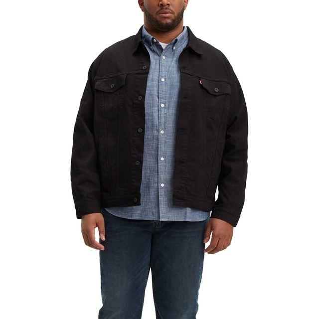 Jaqueta-Jeans-Levi-s-Trucker-Big---Tall