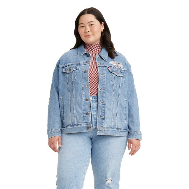 Jaqueta-Jeans-Trucker-Ex-Boyfriend-Plus-Size