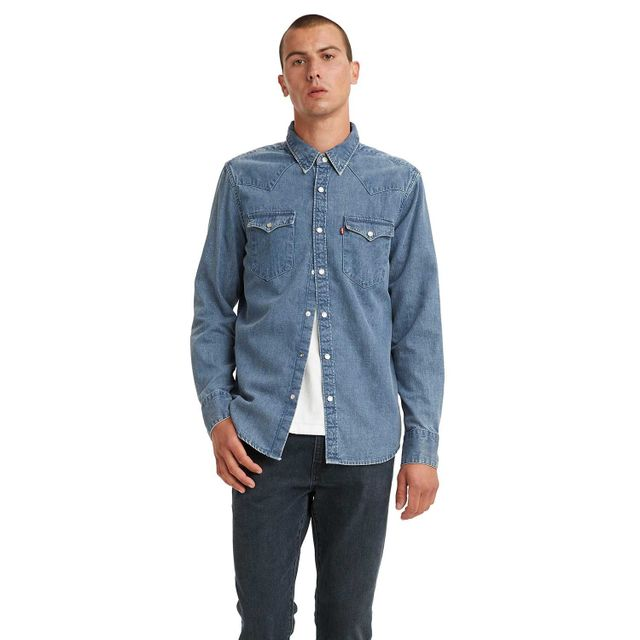 Camisa-Levi-s-Barstow-Western-Standard