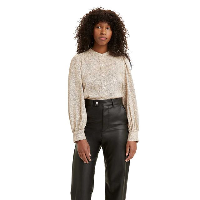 Blusa-Levi-s-Delany-Pleated