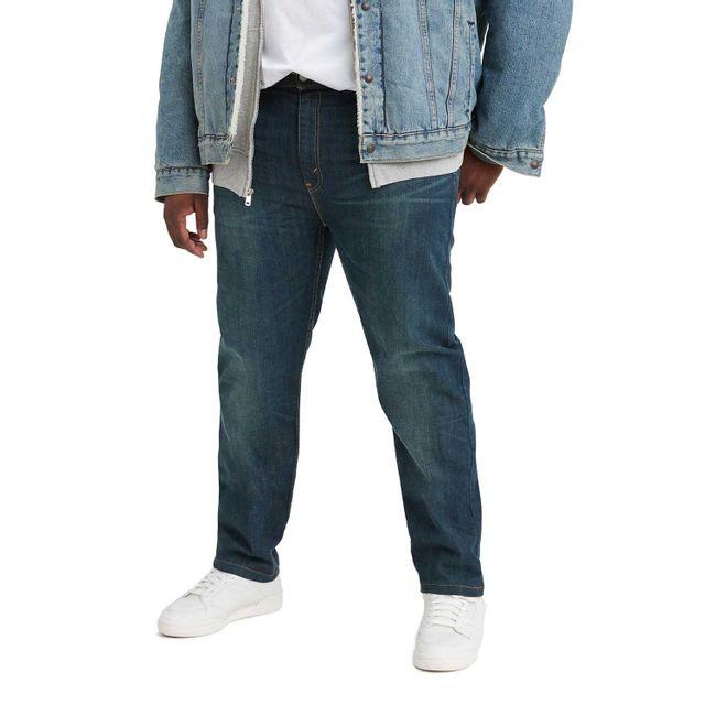 Calca-Jeans-Levi-s-502™-Taper-Big---Tall
