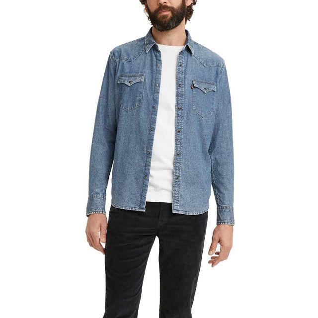 Camisa-Levi-s-Western-Standard
