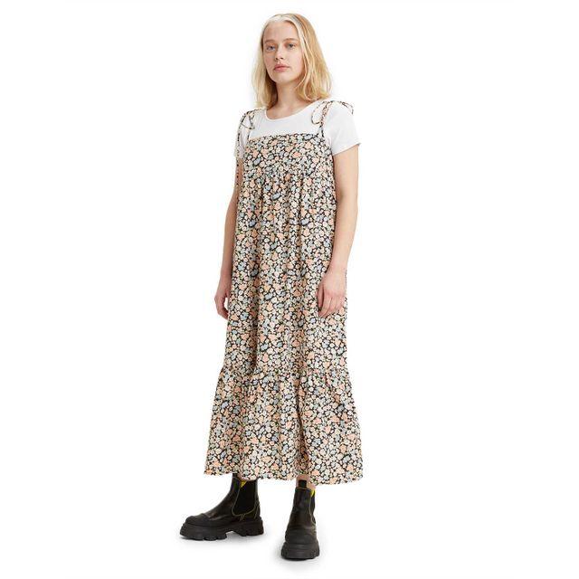 Vestido-Levi-s-Rowen-Midi