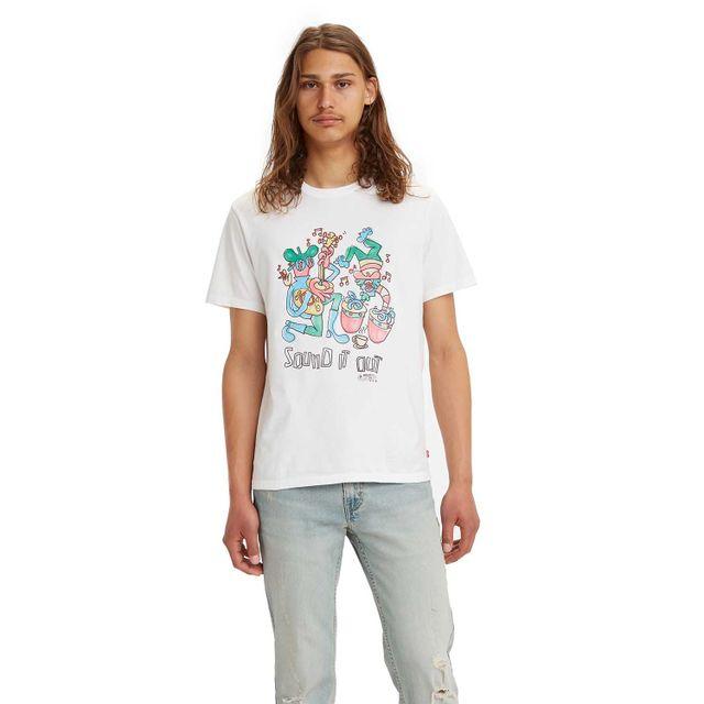 Camiseta-Levi-s-Graphic-Crewnek